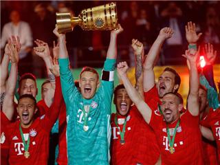 德国足协官方宣布德国杯日程,7月4日柏林空场决赛