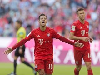 官员:拜仁续签了库蒂尼奥的租约,直到本赛季所有比赛结束