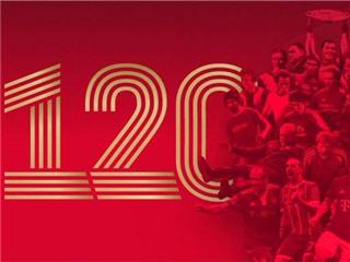 纪录之王迎来120周年庆典,拜仁慕尼黑仁者无敌!