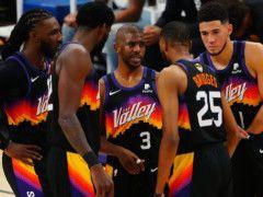 NBA官方休赛期西部实力榜:太阳居首湖人第二 快船第五勇士第七