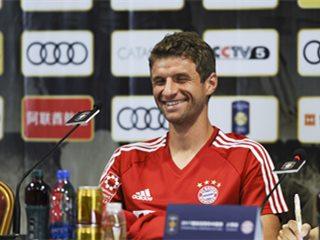 穆勒:想和梅西C罗一起做队友,世界最佳球员的问题没有答案
