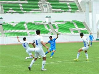 """官方:土库曼斯坦联赛一周后开打,加入""""头铁""""联赛行列"""