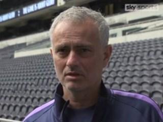 穆里尼奥:我想念足球, 如果我能完成剩下的比赛,对所有人都有利