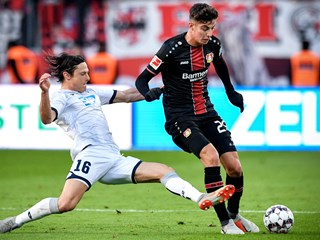 奥古斯托:哈弗茨是德甲最好球员之一,他拥有成为世界最好球员的条件