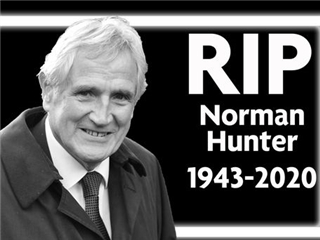 英格兰传奇中卫、1966世界杯冠军成员诺曼·亨特染新冠不幸离世