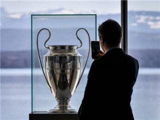 欧足联官方宣布欧冠及欧罗巴杯决赛推迟,具体时间未定