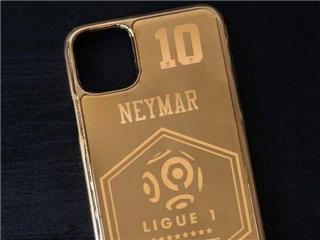 对方涉嫌虚假宣传!大巴黎辟谣为球员定制纯金手机壳