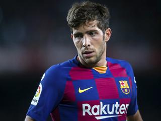 巴塞罗那官方:罗贝托重返球队训练,他参加了一些联合训练