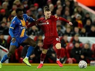 利物浦小将:杰拉德是我的目标,想成为他那样的传奇
