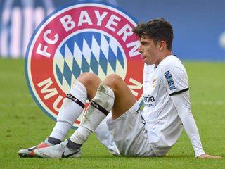 记者:拜仁计划今夏提供年薪800万欧的5年合同签下哈弗茨