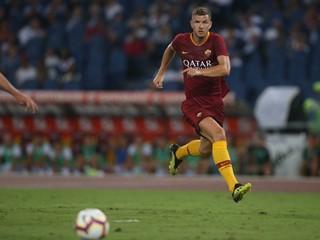 105个进球,哲科成为罗马历史上进球最多的外籍射手