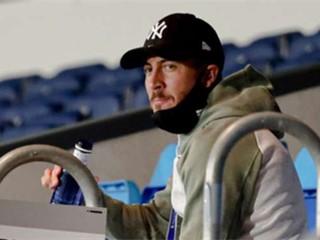马卡:阿扎尔至少还有三周的休战期,预计将在11月的国际比赛后回归