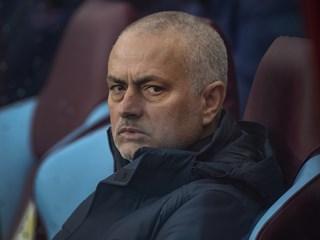 穆里尼奥连续8场欧冠淘汰赛不胜,执教生涯首次连续6场不胜