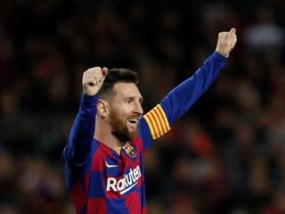 前巴萨球员:之前没有人能想到,梅西会成为世界最佳球员!