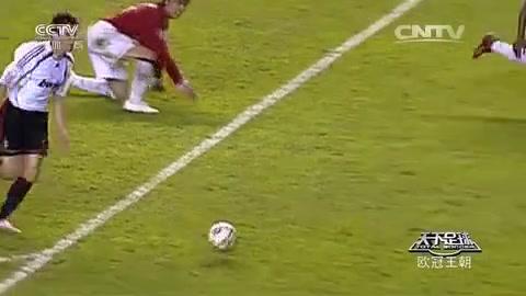 欧冠!米兰回来了!AC米兰欧冠十大进球
