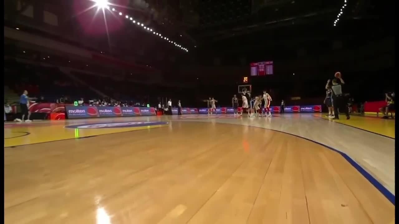 07月02日奥运男篮落选赛 中国男篮vs希腊男篮 第四节 录像
