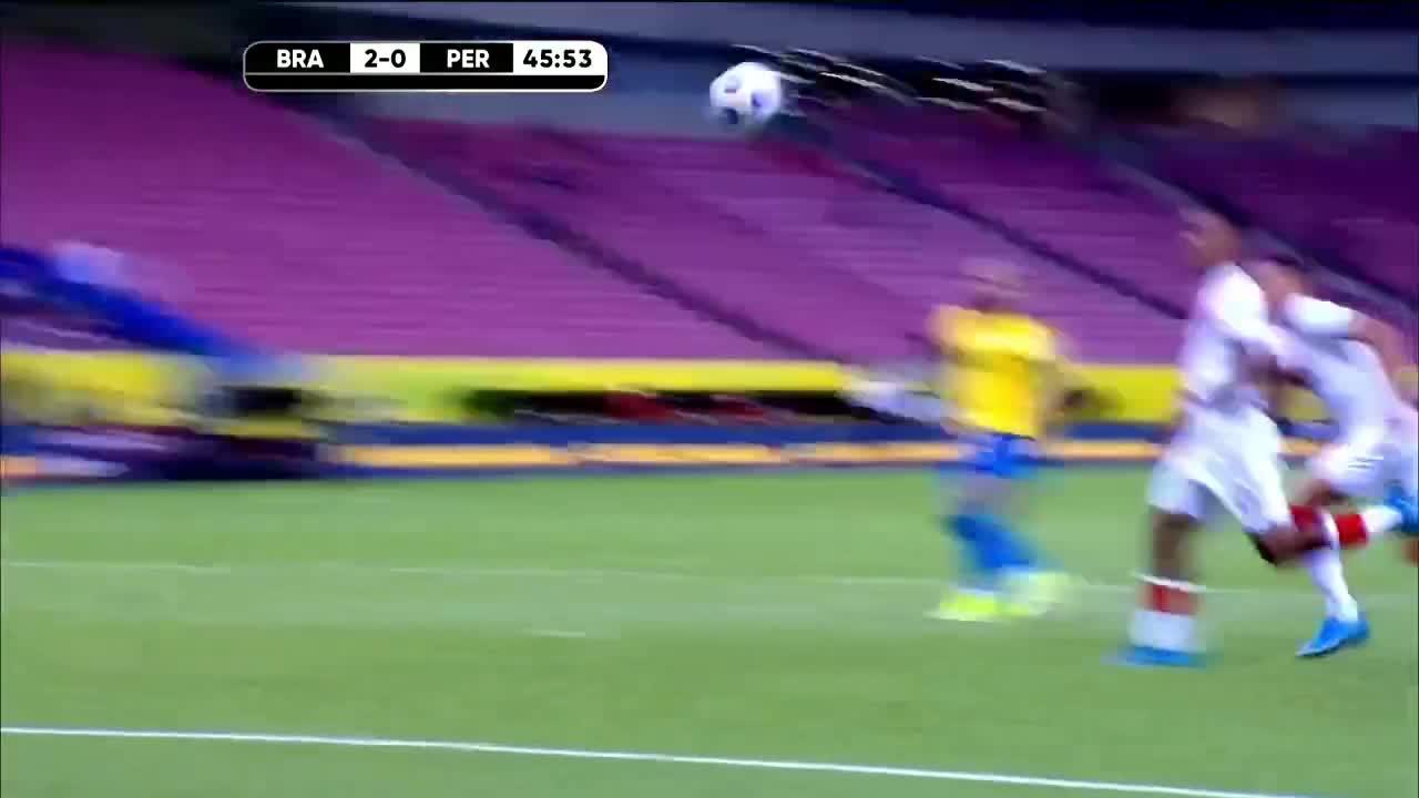09月10日 世预赛南美区 巴西vs秘鲁 下半场