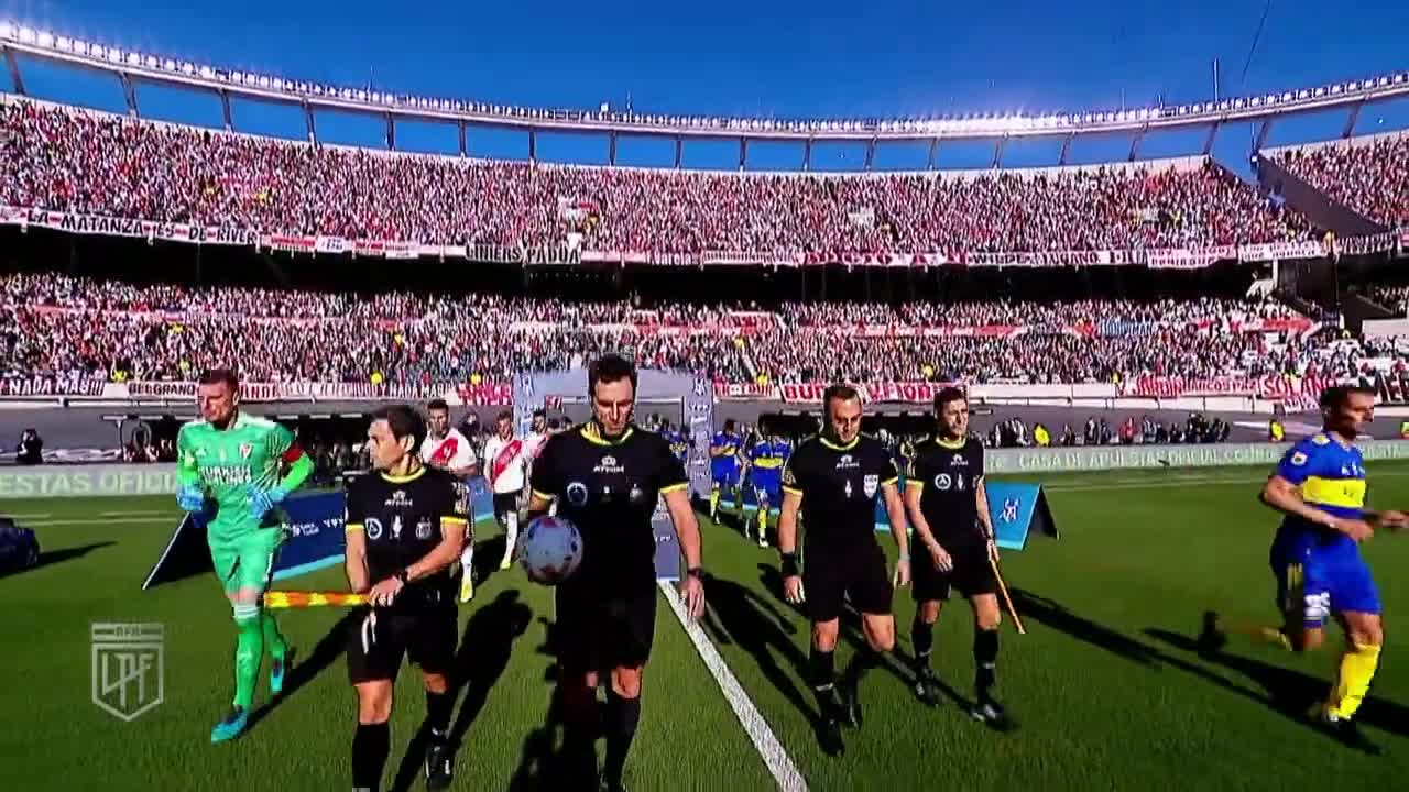 罗霍暴怒染红 阿根廷德比河床2-1博卡青年